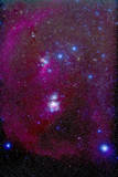 The Orion Nebula  Belt of Orion  Sword of Orion and Nebulosity