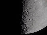 South Terminator of 7 Day Moon