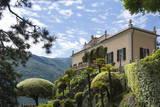 Villa Barbonella  Lake Como  Lombardy  Italy  Europe