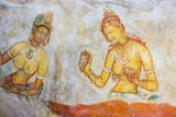 Apsara Frescoes