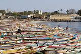 N'Gor Beach  Dakar Area  Senegal  West Africa  Africa