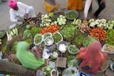 Vegetable Market  Jaisalmer  Western Rajasthan  India  Asia