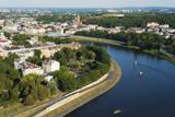 Vistula River  Krakow  Malopolska  Poland  Europe