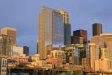 Seattle Skyline  Washington State  United States of America  North America