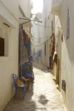 Shop in an Alley  Asilah  Atlantic Coast  Morocco  North Africa  Africa