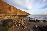 Rocky Shoreline Below Carr Naze