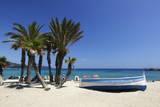 Saint-Clair Beach  Le Lavandou  Var  Provence-Alpes-Cote D'Azur  Provence  France  Europe