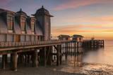 Penarth Pier  Near Cardiff  Vale of Glamorgan  Wales  United Kingdom  Europe