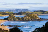 Dramatic Coastal Landscape Near Whangarei  Northland  North Island  New Zealand  Pacific
