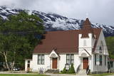 First Presbyterian Church  Skagway  Alaska  United States of America  North America