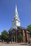 North Church  Portsmouth  New Hampshire  New England  United States of America  North America