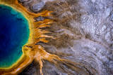 Grand Prismatic Spring  One of the Largest Hydrothermal Features in Yellowstone National Park