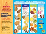 Rise and Shine with Breakfast Poster