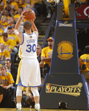 2014 NBA Playoffs Game 6: May 1  Los Angeles Clippers vs Golden State Warriors - Stephen Curry