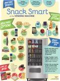 Snack Smart Vending Machine Poster