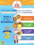 Build a Balanced Breakfast Poster