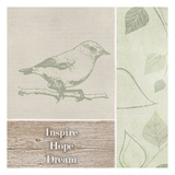 Inspire Hope Dream Bird