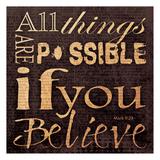 Believe Mark