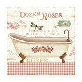 Rose Garden IV Sq