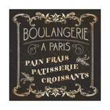 Parisian Signs Square I