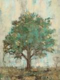 Verdi Trees I Giclée premium par Silvia Vassileva