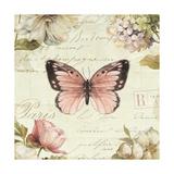 Marche de Fleurs Butterfly I