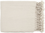 Turner Throw - Ivory