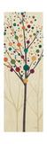 Flying Colors Trees Light III Reproduction d'art par Pela