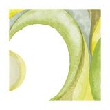 Lime Geometric II