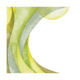 Lime Geometric I