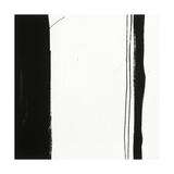 Black and White G Giclée premium par Franka Palek