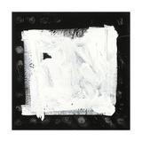 Black and White M Giclée premium par Franka Palek