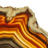 Cadmium Orange Agate A