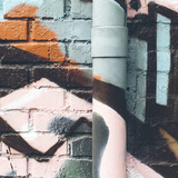 Graffiti Study 1