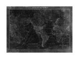 Atlas of the World Giclée premium