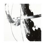 Black and White H Giclée premium par Franka Palek