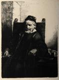 Portrait de Jean Lutma (B276)