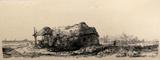 La Chaumiere et la Grange a Foin (B225)