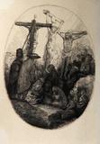 Jesus en Croix Entre Deux Larrons (B79)