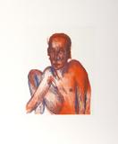 Shaun Orange/Blue