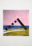 Untitled - Geometric Shapes and the Horizon