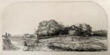 La Grange a Foin et le Troueau (B224)
