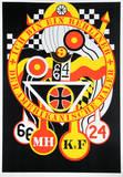 The Hartley Elegies: Berlin Series  KvF III