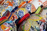 Arizona  Tucson  Tubac Traditional hand-painted Mexican pottery