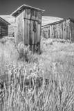 Abandoned old ghost town of Bodie  California