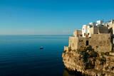 Italy  Apulia  Polignano a Mare Old village over the cliff