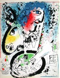 Chagall Autoportrait