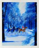 c - Randonnée sous la neige