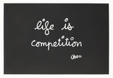 IIfe Is Competition