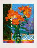 Fleurs Et Céramique